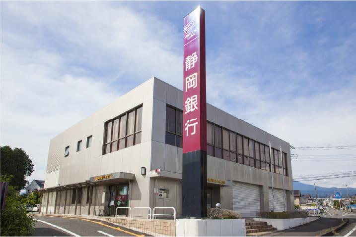 静岡銀行外観画像