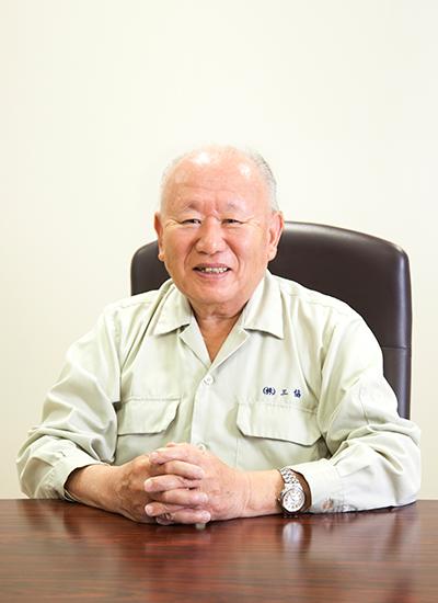 代表取締役社長 石川俊光|株式会社三協
